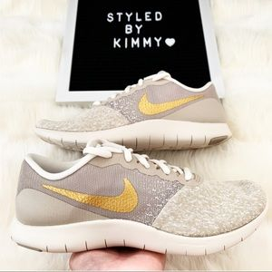 🌸 Nike Flex Contact Sneakers Running Shoes